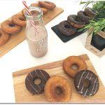 Donuts sense gluten